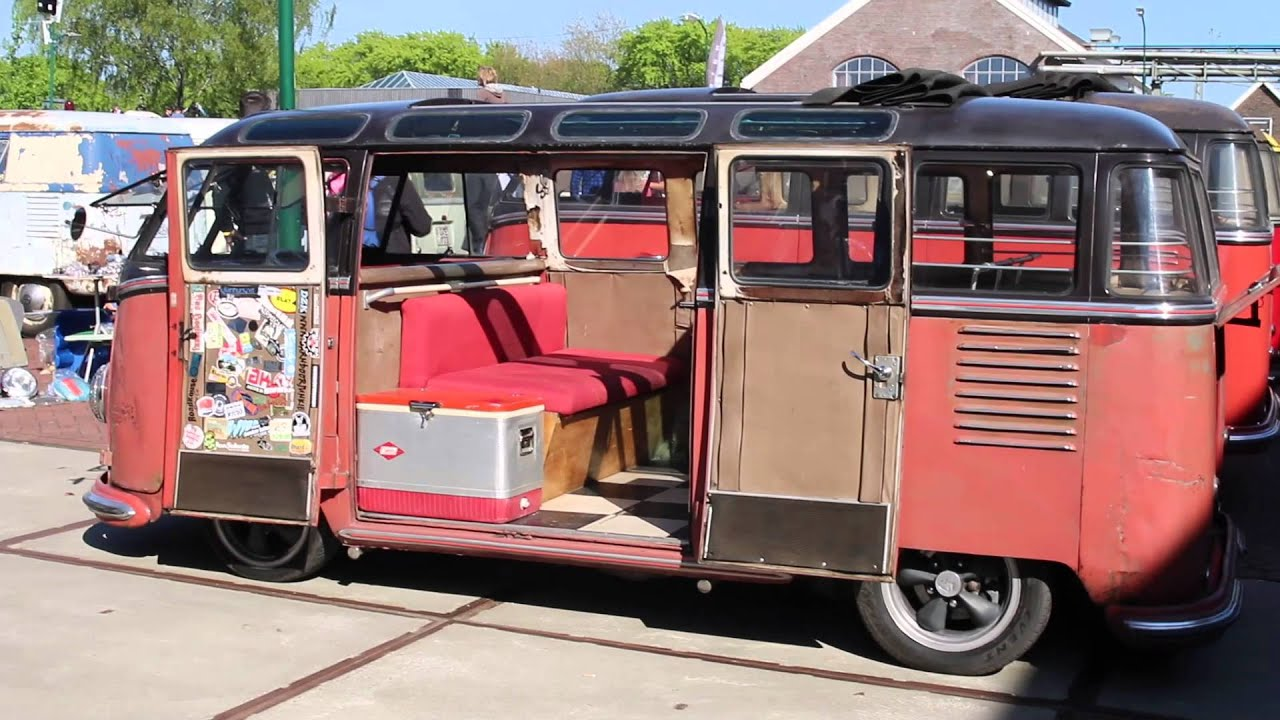 1954 Vw T1 Barndoor Amersfoort 2014 Youtube