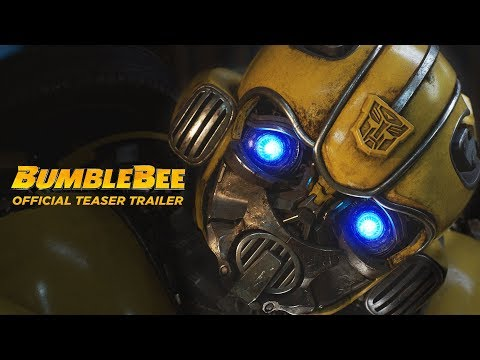 Bumblebee | Official Teaser Trailer | Paramount Pictures International