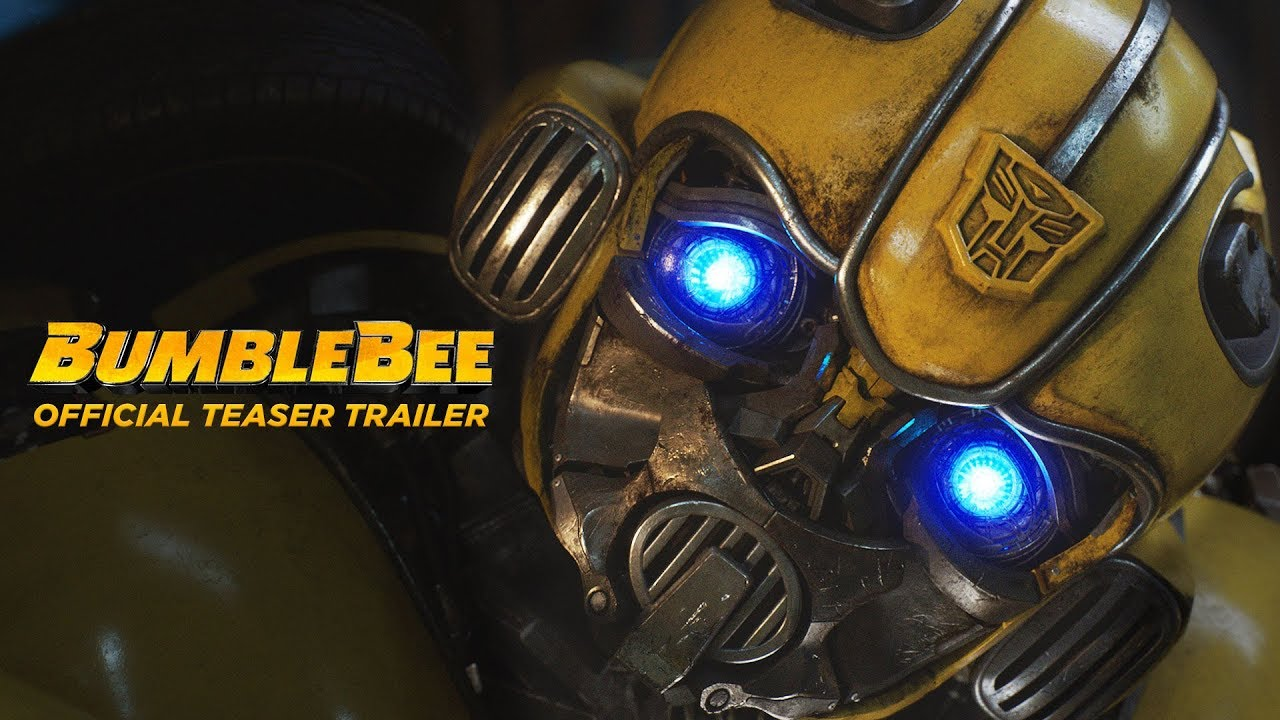 Bumblebee Official Teaser Trailer Paramount Pictures International
