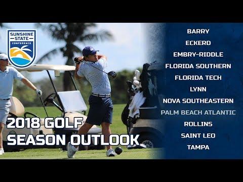 Palm Beach Atlantic University   2018 Golf Season Outlook