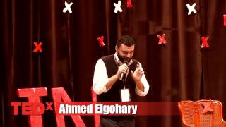 Circles: Ahmed Elgohary at TEDxMenofiaU