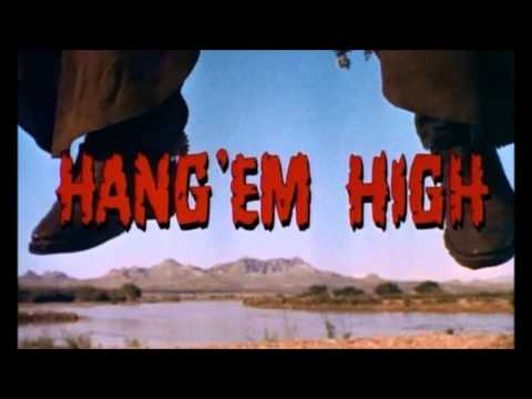 Dominic Frontiere - Main Title [Hang 'em High, Original Soundtrack]