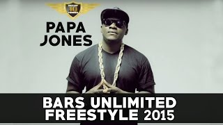 BARS UNLIMITED (PAPA JONES) FREESTYLE 2015