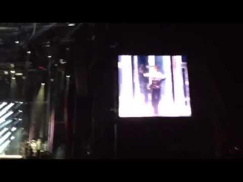 "Madonna ""Justify My Love - Vogue"" - 2012-08-21_Nice"
