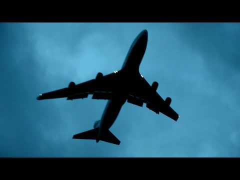 Plane Spotting At London Heathrow Airport. Runway 09R Departures