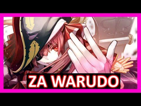 【Hololive】Marine: ZA WARUDO!!!【Eng Sub】