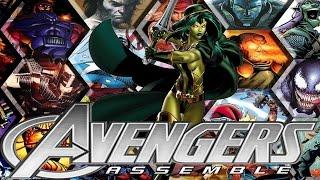 Marvel: Avengers Alliance Part 100: Avengers Assemble!: Gamora