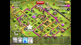 One Unit Series #3 - 48 Giants Attack - Clash Of Clans