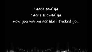 Gambar cover Keke Palmer - I Don't Belong To You Lyrics