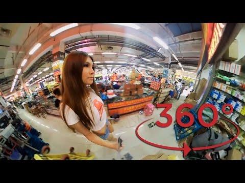 Shenzhen 360º: Depu Industrial Market