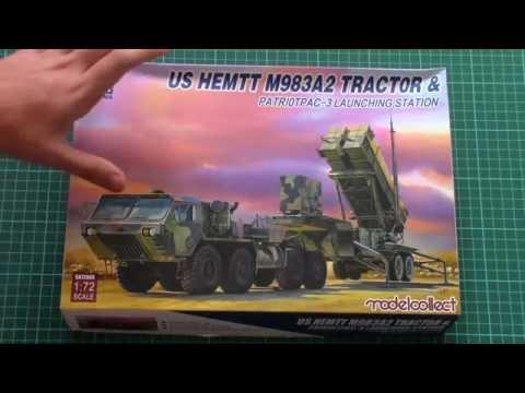 Modelcollect 1/72 HEMTT M983A2 &...