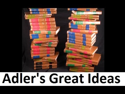 ATR Review - Adler's Great Ideas Program, 10 volume set