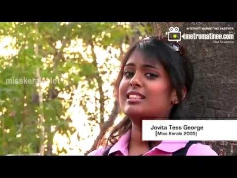jovita tess george miss kerala 2005 winner miss kerala