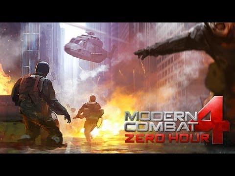 Modern Combat 4 Zero Hour | Modern Combat 4 Zero Hour iPad App Review
