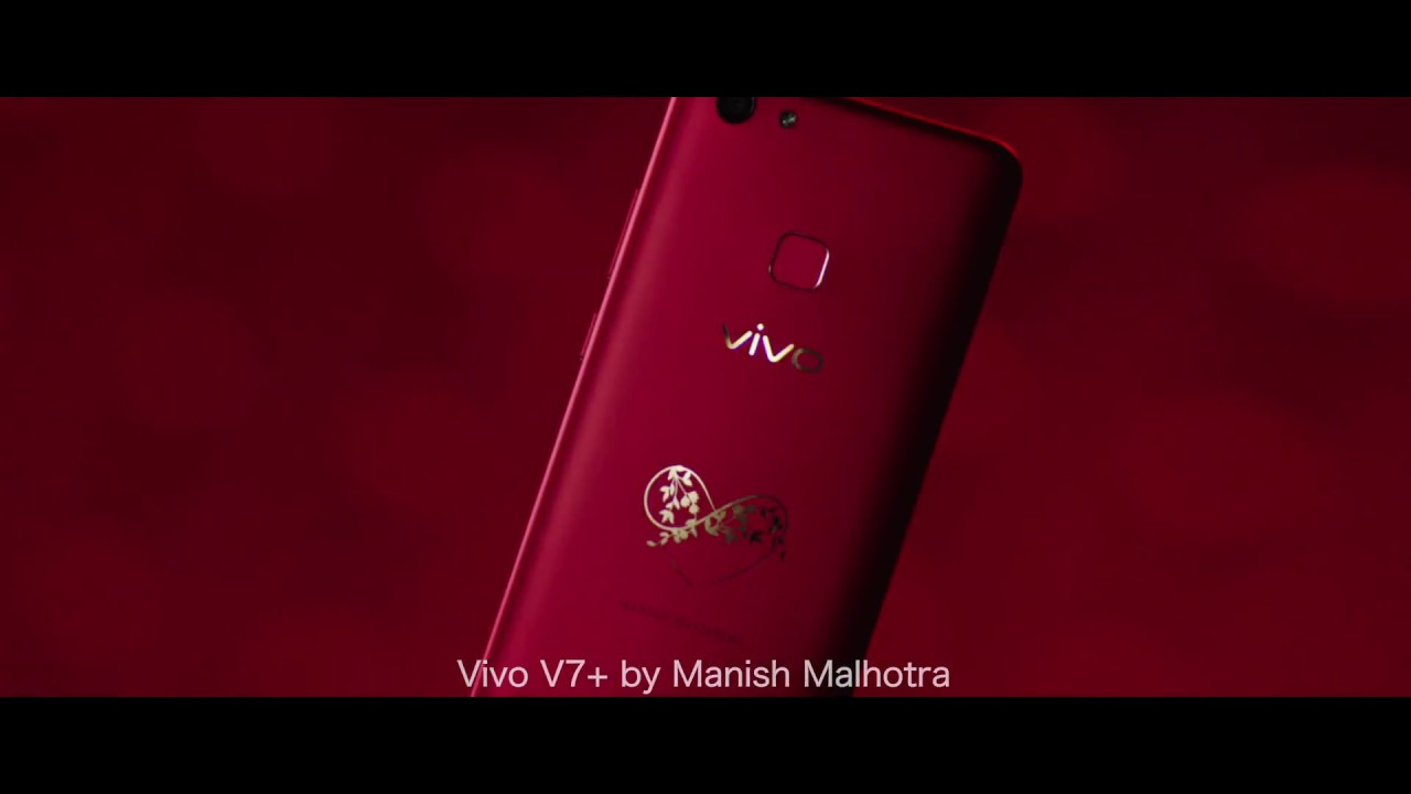 Vivo V7+ Infinite Red Limited Edition smartphone launched in India