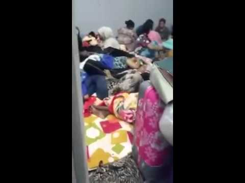 Ethiopian Women In Kuwait Prison Begging for Help