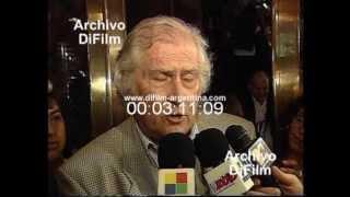 "DiFilm - Avant Premier del film ""Evita"" de Alan Parker con Madonna (1997)"