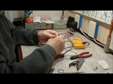 DERB-Making an Audio Signal Generator Probe - 2