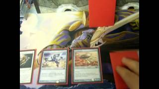 Magic: The Gathering - Deck Building Session: White Weenie Combos