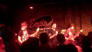 Structures - Departure (live at Emos 7-25-11)