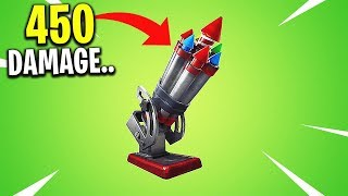 the NEW Bottle Rockets in Fortnite are... (Patch Notes v7.30 Update)