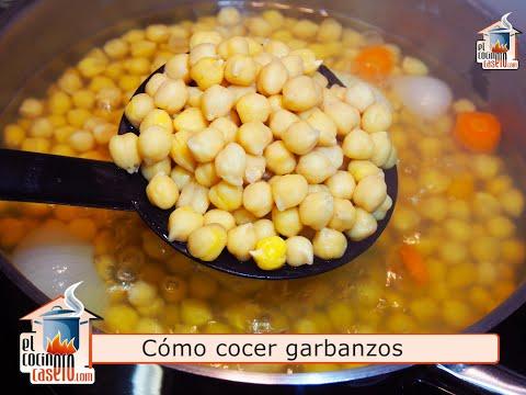Como Cocer Garbanzos El Cocinero Casero Básicos Y Algo Más