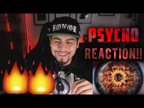 Breaking Benjamin - Psycho | REACTION