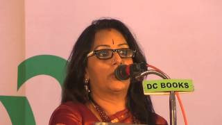 Film actress MENAKA at DC INTERNATIONAL BOOK FAIR TRIVANDRUM