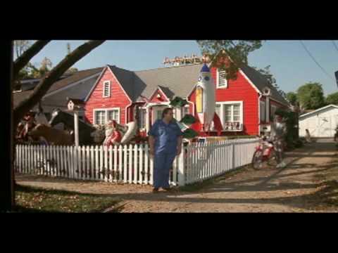 Pee Wee's Big Adventure Trailer