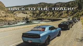 Back to the drag strip with our 2019 Dodge Challenger R/T Scat Pack 1320