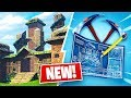New Fortnite Update *Playground Game Mode* (Fortnite Battle Royale)