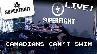 Superfight Live - Canadians Can