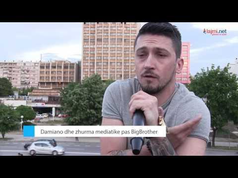 Rrugëtimi i zhurmshëm i Damianos në Big Brother - MIRAGE 19.05.2017