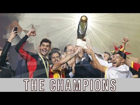 "CAF CHAMPIONS LEAGUE FINAL ""THE FILM"""