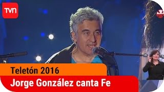 Fe, de Jorge González inicia la fiesta en el Nacional