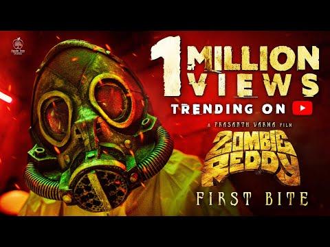 Zombie Reddy   First Bite   Official Teaser   A Prasanth Varma Film   Teja Sajja   Raj Shekar Varma