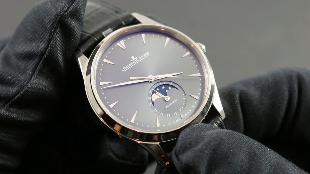a0dcf362daf Jaeger-LeCoultre Master Ultra Thin Moon 1363540 Functions and Care ...