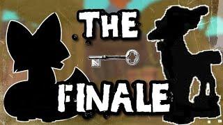 The Killer's Key: MYSTERY AT SCARLETFOX MANOR FINALE Animal Jam Horror Skit Series