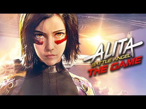 Alita : Battle Angel Android Gameplay (MMORPG CBT)