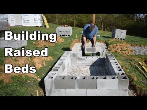Building Raised Garden Beds (Part 2)