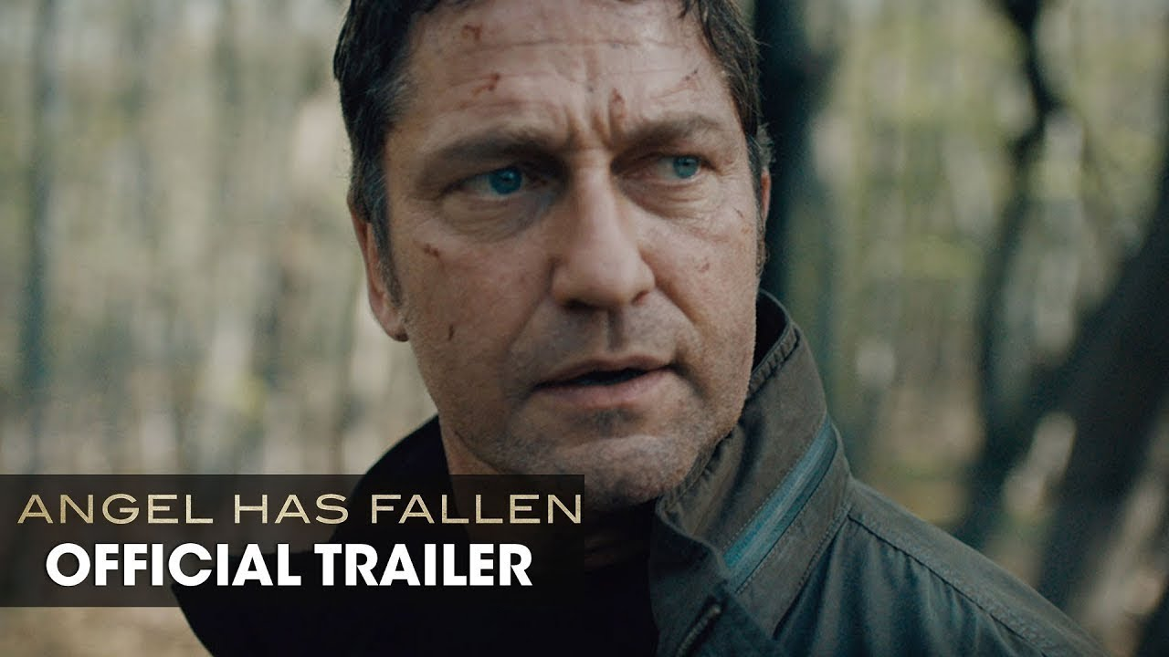 Download Angel Has Fallen (2019 Movie) Official Trailer - Gerard Butler, Morgan Freeman