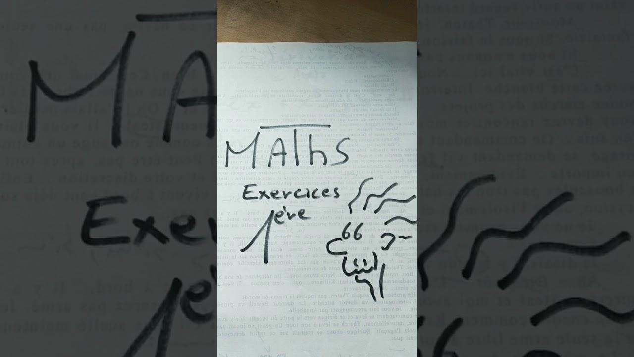 Exercices_1ere_dérivée_1 - YouTube