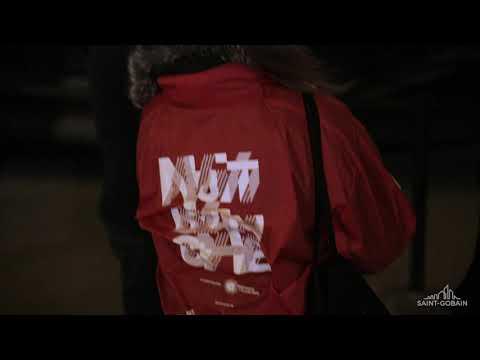 Saint-Gobain fait la Nuit Blanche 2019 !
