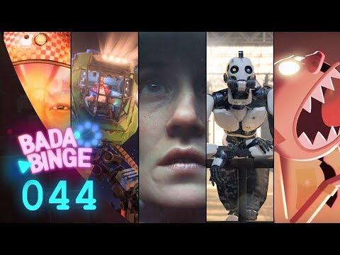 """Play Unsere Top 3 Folgen """"Love, Death & Robots""""   Bada Binge #44 mit Daniel, Donnie und Alwin"""