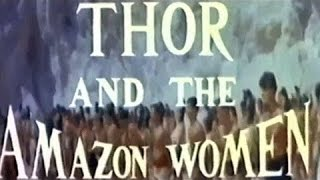 Thor and the Amazon Women - fantasy film