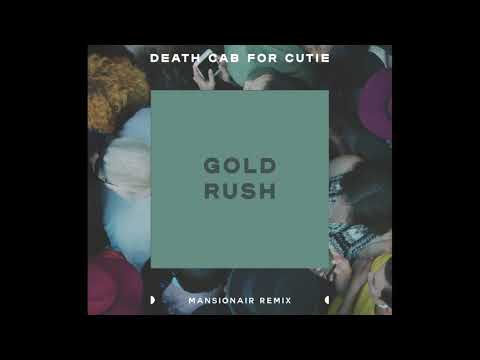 "Death Cab for Cutie - ""Gold Rush"" (Mansionair Remix) (Official Audio)"