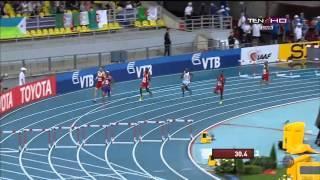 IAAF Moscow 2013 Mens 400m Hurdles Final