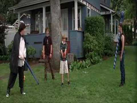 Sasquatch Dumpling Gang Clip - YouTube