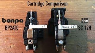 Cartridge Comparison: BSR SC 12H vs Banpa BP2ATC