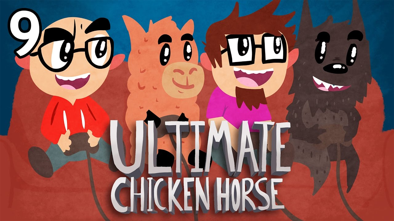 Ultimate Chicken Horse with Friends - Episode 9 - Disco ...